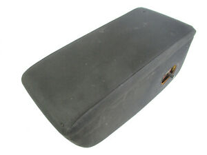 Ford Ranger Mazda B Truck Center Console Arm Rest Lid Top Pad Cover Black