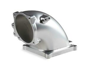 Holley Billet 4500 Efi Throttle Body Intake Elbow Ford 5 0 To 4500 300 254