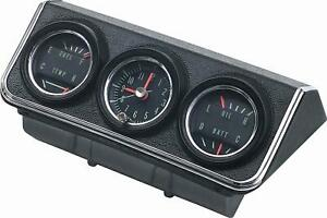 67 Camaro Console Gauges Gauge Package Ss Z28 Oer