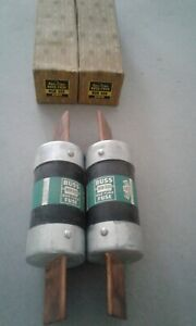 One New Bussman Non600 600 Amp 240 Volt One Time Fuse