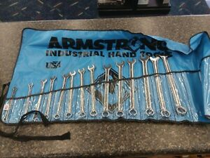 Armstrong Industrial Hand Wrench Set Free Shipping