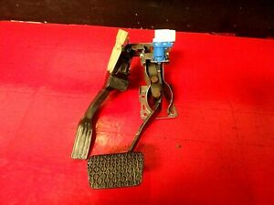 06 09 Ford Fusion Gas Accelerator Brake Pedal Pedals Assembly Both Oem