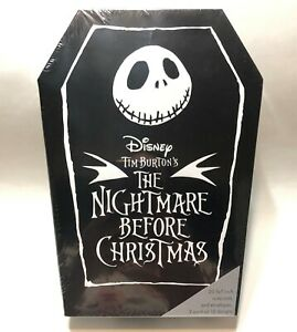 New Disney Archive Collection Nightmare Before Christmas Notecard Set 20 Cards