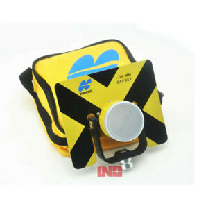 New All Metal Single Prism 30mm 0mm For Topcon Total Stations Surveying