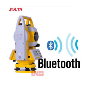 New South Reflectorless 600m Laser Total Station Nts 332r6 With Bluetooth