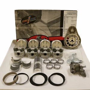 Enginetech Engine Rebuild Kit For Small Block Fits Chevy 350 Overhaul 5 7l V8