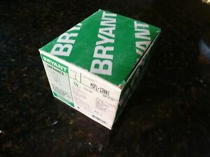 Bryant Msfl 1200i Motion Wall Switch Hubbell Msfl1200i Ivory New