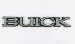 Buick Car Vintage Metal Emblem Badge Trim Nameplate Logo