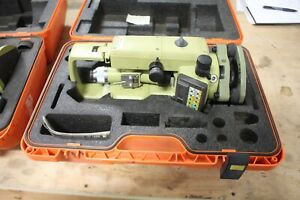 Leica Wild Heerbrugg Theomat T1600 Electronic Theodolite