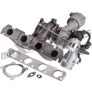 Turbo Charger For Audi A4 Avant Quattro 2 0 Tfsi 2009 2010 2011 2012 06h145702l
