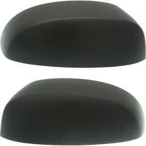 Mirror Covers Set Of 2 Left and right For Chevy Suburban 25788154 25788155 Pair