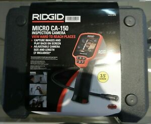 Rigid Ca 150 Hand held Inspection Camera