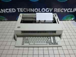 Ibm Wheelwriter 15 Series Ii Model Electric Typewriter 6783