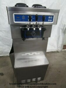Wellspring Soft Serve Ice Cream Machine Air Cooled