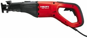 Hilti Wsr 1400 Pe 13 5 Amp Reciprocating Saw Brand New