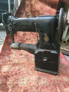 Industrial Sewing Machine Model Singer 153 W103 Walking Foot cylinder Leather