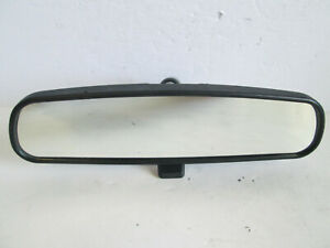 Ford Focus Escape Mariner Mustang Manual Dimming Rear View Mirror Black Oem