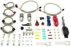 Nitrous Outlet X series Wet Single To Dual Stage Conversion Kit