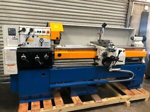 Summit 14 18 X 60 cc Removable Gap Lathe European 2006 gmt 2473
