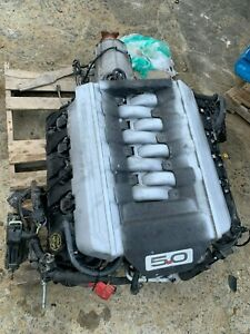 17 Ford Mustang Gt Coyote Engine 5 0 6r80 Auto Trans 41k Compres Tested Warranty