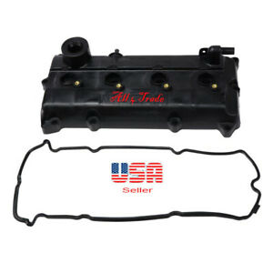 Engine Valve Cover With Gasket Fit Nissan Altima Sentra 2002 2006