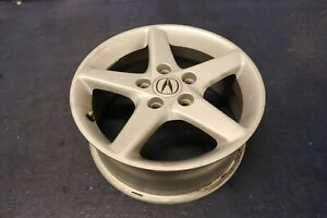 2002 04 Acura Rsx Type S K20a2 Oem Wheel 16x6 5 45 Offset 1 4 Curb Rash 4448