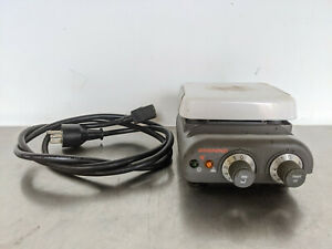 Corning Pc 220 Hotplate Stirrer Stirring Lab Heater 120v 4 X 5 550 c