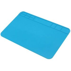 20x insulation Silicone Soldering Repair Mat Heat Resistant Work Pad For Mo J3o8