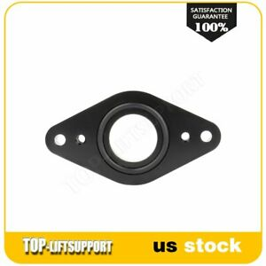 Blow Off Valve Flange Adapter For Greddy Type Rs Fv Mazdaspeed 3 6 Cx7 Black