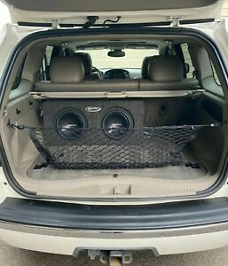 Rear Trunk Envelope Style Mesh Cargo Net For Jeep Grand Cherokee 2005 2010 New