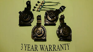 Cadillac Deville Train 4 Note Horn Set A c d f 120 db Loud 3 Year Warranty