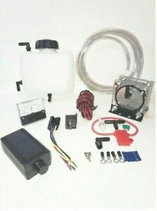 Hho Dry Cell Kit With 30 Amp Pwm 2 Qt Tank Hydrogen Generator