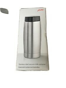 Jura 65381 Stainless-Steel 20-Ounce Milk Container with Lid New In Box