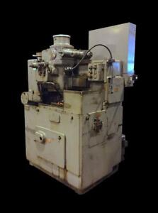 Fellows 8 ags Type 5 Hp Gear Shaper 220v 3 Phase