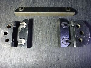 Surface Grinder Chuck Clamps Stop Rails For 5x10 Chucks Harig Machinist Tools