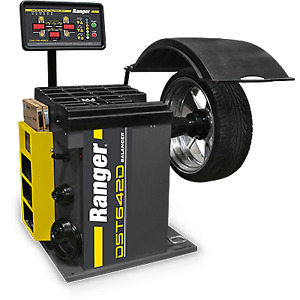 Ranger Dst642d Wheel Balancer 2d Quick Touch