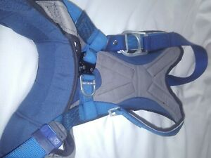 Dbi Sala Exofit Tower Climbing Harness Xxl Isafe System Camlock Chest Buckle