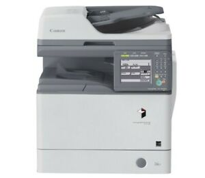 Canon Imagerunner 1730 B w Copier printer scanner fax Perfect For Remote Work