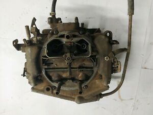 Vintage Thermo Quad Carb