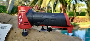 Milwaukee 2485 20 M12 Fuel Li ion Right Angle Die Grinder bare Tool Bonus