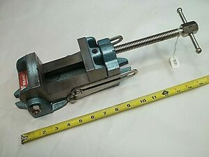 Wilton No 30a Machinist Woodworkers Tilting Angle Vise 2 15 16 Wide Jaws
