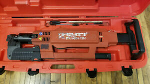 Hilti Dx 860 hsn Powder Actuated Nailer With Case