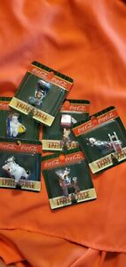 Coca cola christmas ornaments/ New In Package Collectibles
