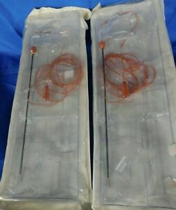 Lot 2 New Gyrus Acmi Ref 910010pk Pks Molly Forceps 5mm 45cm Exp 2016