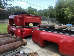 Chevrolet Truck Bed Chevy 3500 Dually Bed