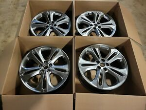 4 Brand New Original Oem 18 Wheels Fits 2010 2020 Chevrolet Cruze