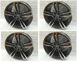 New 18 Staggered Wheels Rims M3 Style Fits Bmw 325 328 330 335 Xdrive Awd