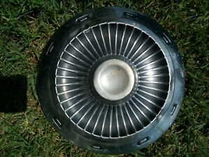 Vintage 1963 10 1 2 Ford Galaxie 500 Dog Dish Hubcap Wheelcover