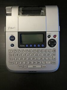 Brother P touch Pt 1830 Label Thermal Printer