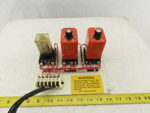 Nec A1k 600 461 A1k 60 461 Solid State Timer 6 600 Second 6s 1 Min Relay Board